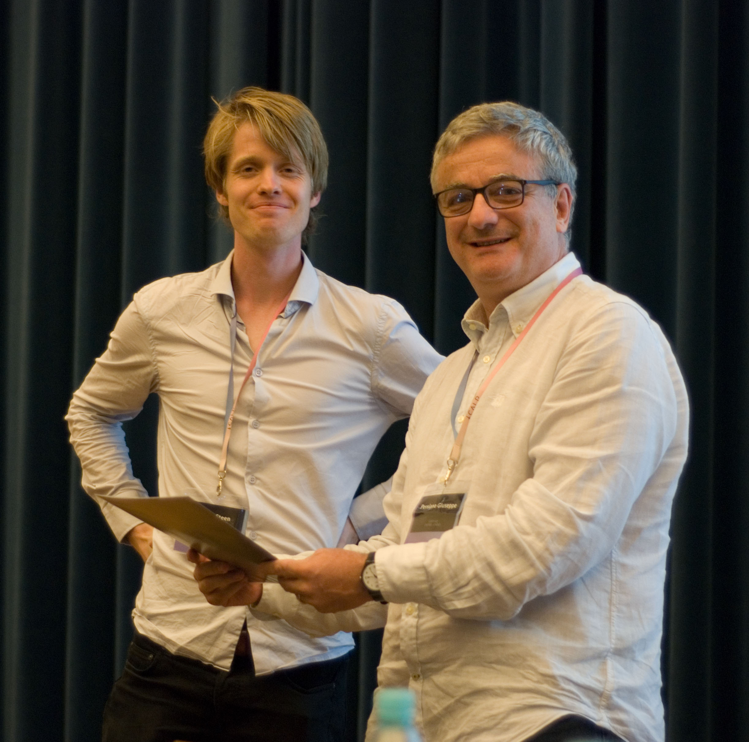 Steen Vester receives EATCS Distinguished Dissertation Award