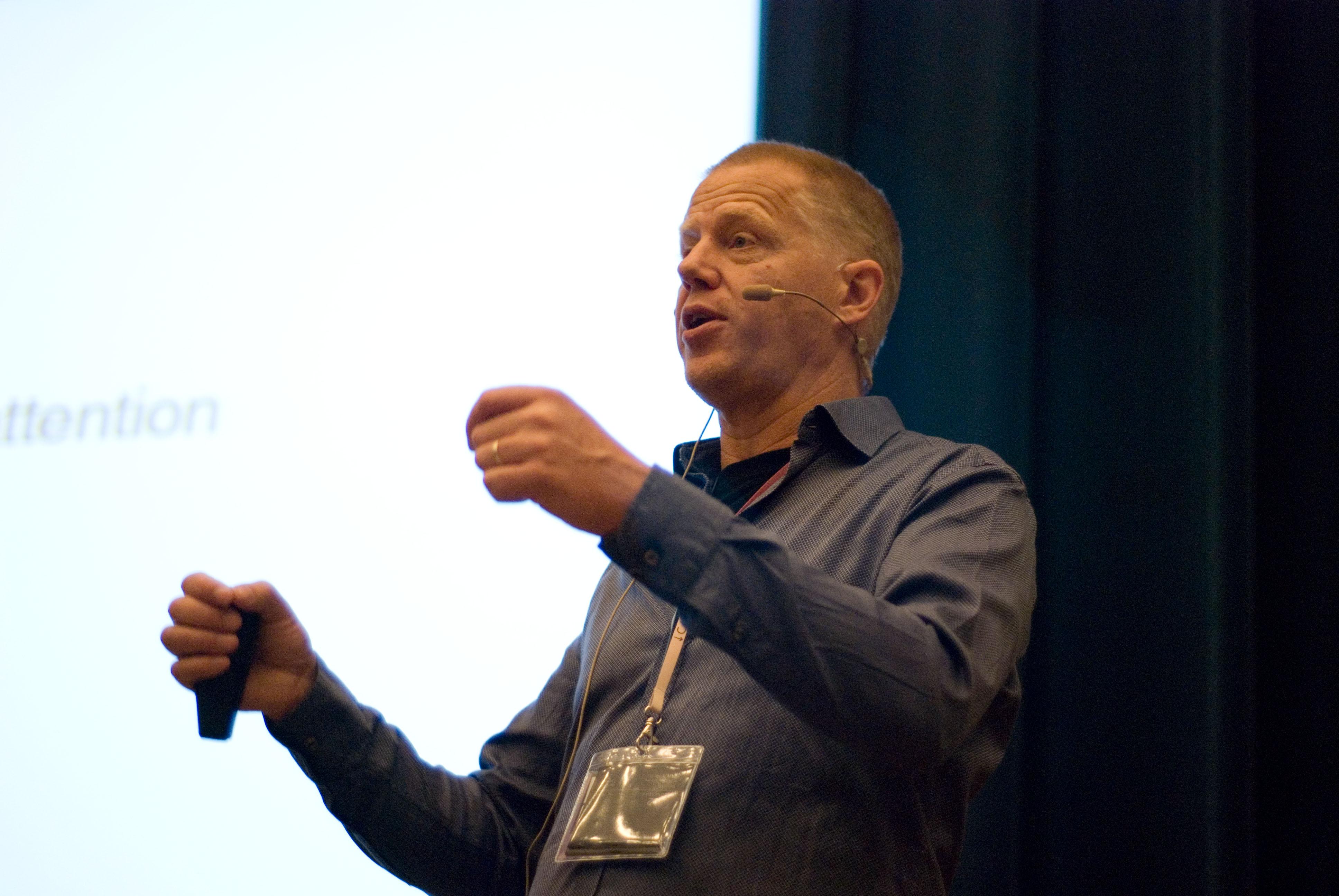 Mikkel Thorup's talk