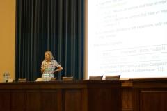 Monika Henzinger's talk