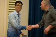 Euiwoong Lee receives ICALP Track A Best Student Paper Award