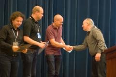 Andreas Björklund, Petteri Kaski and Ioannis Koutis receive ICALP Track A Best Paper Award